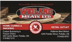 Weiland Meats Market